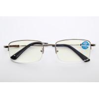 Готовые очки BOCTOK 1003  ( Блюблокеры )   серые