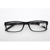 Готовые очки BOCTOK 6617   (стекло) черные