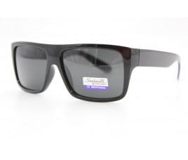 Солнцезащитные очки santarelli с мешочком (Polarized)  1606 C1  57-16-137