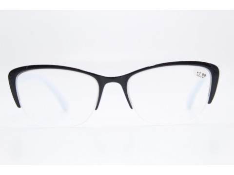 Готовые очки ЕАЕ 850 (53# 18-133)  (чёрные)