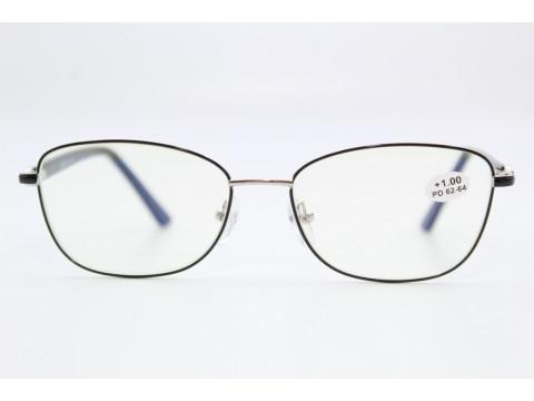 Готовые очки GLODIATR 1732 54-16-140 C6  блюблокер