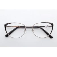 Готовые очки  FABIA MONTI  8923 С6 ( 53-17-140) ЧЁРН.