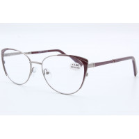 Готовые очки  FABIA MONTI  8923 С12 ( 53-17-140) КРАСН