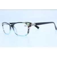 Готовые очки RALPH 0604 (52-16-140) C2 зеленые (58-60)