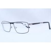 Готовые очки Ralph 0663 (55-16-140) черные / серый