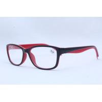 Готовые очки ЕАЕ 836 (56-17-137) ФЛЕКС   С353 красные