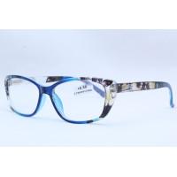 Готовые очки BOCTOK   6637 (53-16-145) синие  (стекло)