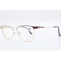 Готовые очки GLODIATR  1731/ Defile 0011 55-17-140 C12 блюблокер
