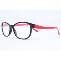 Готовые очки FABIA MONTI  0635 красный  (53-18-138)