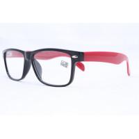 Готовые очки BOCTOК 6619 красные ( 66-68)