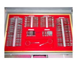 Набор оптических линз (266шт)
