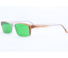 ОЧКИ ГЛАУКОМНЫЕ VIZZINI 0076   A8 (стекло)